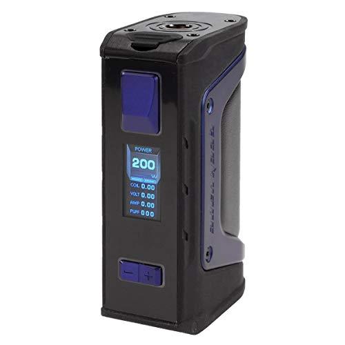 GeekVape Aegis Legend MOD 200 Watt, Riccardo e-Zigarette - Akkuträger, navy blue trim -