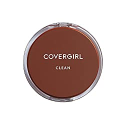 CoverGirl Clean Pressed Powder Warm Beige 145 0.39 Ounce Pan