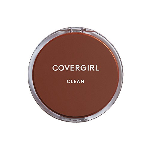 COVERGIRL - Clean Pressed Powder Warm Beige - 0.39 oz. (11 g) (Powder-cover-girl Pressed)