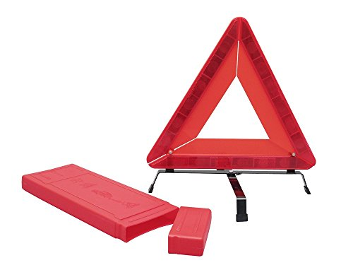Preisvergleich Produktbild VISIO TRIANG Pannen-Warndreieck,  450 x 450 x 450 mm,  rot