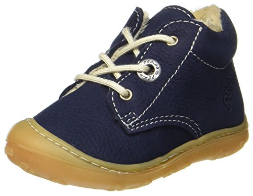 RICOSTA Unisex Baby Corany Sneaker, Blau (See), 00020 EU