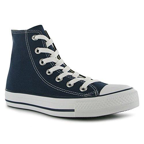 Converse Chuck Taylor All Star Season Hi, Sneakers Basses homme - Bleu - bleu, 4.5 (37)