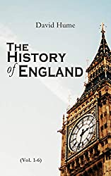 The History of England (Vol. 1-6): Illustrated Edition (English Edition)