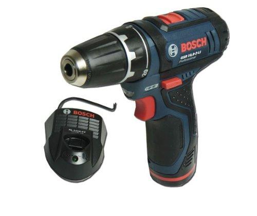 Preisvergleich Produktbild Bosch GSR 10,8-2-LI Akkuschrauber 1 x Ladegerät 1 x Akku