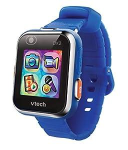 VTech Kidizoom SmartWatch DX2 Blauw - Electrónica para niños (De plástico, CE, 5 año(s), 13 año(s), Holandés, 127 mm)