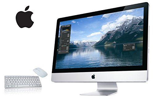 Apple iMac 10.1 Intel Core 2 Duo 3.06GHz 27-inch (late 2009) MB952LL/A A1312 Mac OSX Sierra, 16GB RAM, 250GB SSD