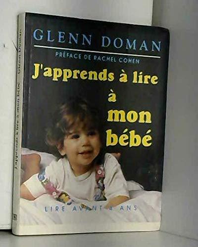 J'apprends à lire à mon bébé