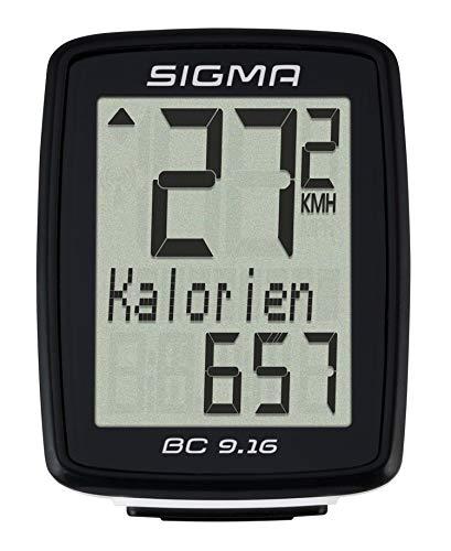 Imagen de Cuentakilómetros Para Bicicletas Sigma por menos de 25 euros.