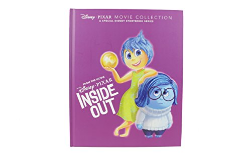 Disney Pixar Movie Collection: Inside Out (Disney Movie Collection)