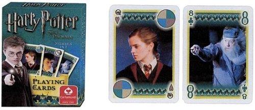 Harry Potter película Juego de Cartas
