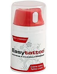 Easytattoo® Tattoo Creme - 50ml (Tattoo Pflege Care Ink Abheilung)