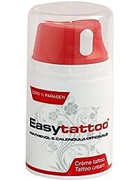 eeddoo® Easytattoo® Tattoo Creme - 50ml (Tattoo Pflege Care Ink Abheilung)