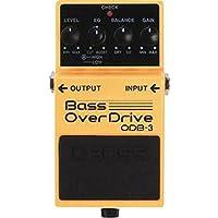 ODB-3 - Pedal efecto Overdrive para Bajo Boss ODB-3 -