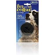 Johnsons Veterinary Products JVP Waterproof Dog Flea & Tick Collar