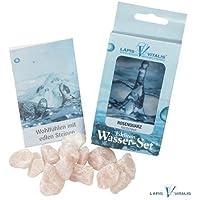 Wassersteine zur Wasserenergetisierung | Edelsteine im 3er Pack - Rosenquarz preisvergleich bei billige-tabletten.eu