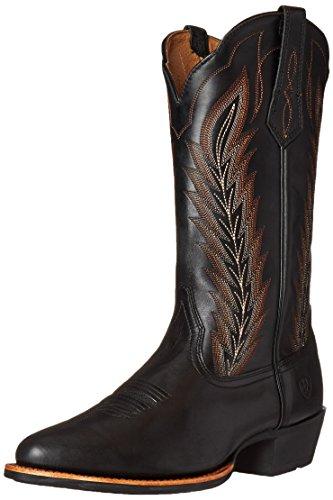 ariat-mens-drifter-western-cowboy-boot-limousine-black-12-d-us