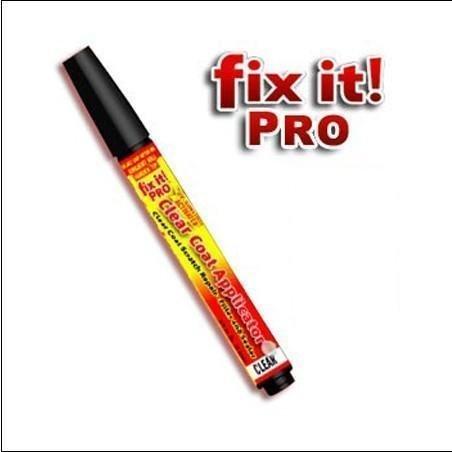 Fix It Pro coche arañazos reparación Remover Pen y Sellador de masilla
