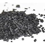NRC Charbon actif filtrant charbon actif pour bassin, aquarium.
