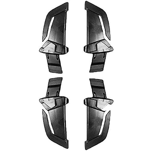 Kask Lampen Clips für Zenith Schutzhelme 4 Stück, mehrfarbig, M, WAC00011