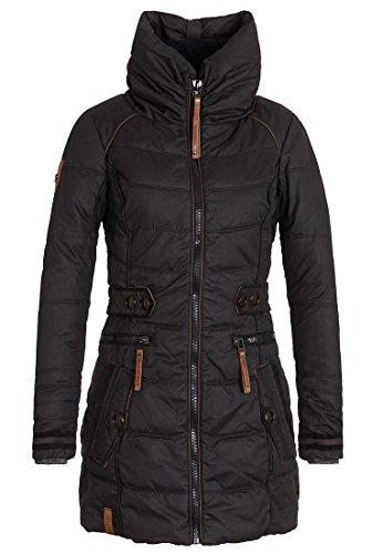 Naketano Female Jacket Knastrologin Black, XS