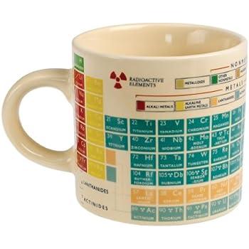 Periodic table mug new 2016 elements included amazon coffee tea mug choice of design periodic table urtaz Image collections