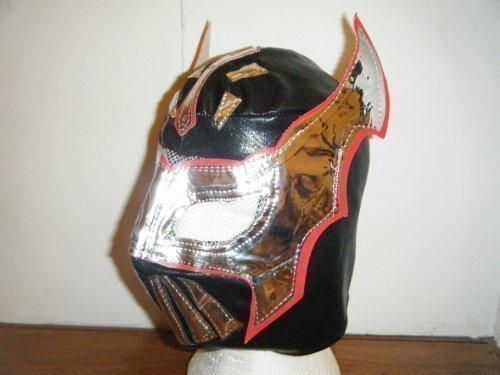SIN CARA Schwarz Kinder Ringer Maske