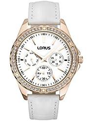 Lorus - Reloj de pulsera mujer, piel