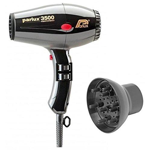 Pack asciugacapelli Parlux 3500 + diffusore