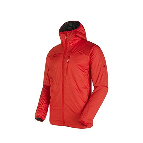 Mammut Runbold Advanced IN Hooded Jacket Men - Kapuzen Thermojacke Black