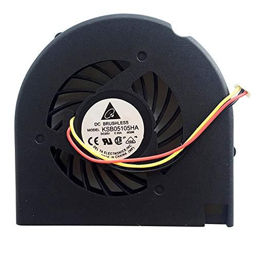 rangale Neue CPU-Kühler Lüfter für HP Compaq CQ50CQ60G50G60(3Schraube Loch)