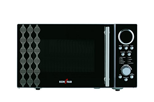 Kenstar-25-L-Convection-Microwave-Oven-KJ25CSL101-Silver