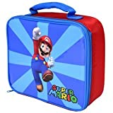Mario Lunch Bag by Super Mario