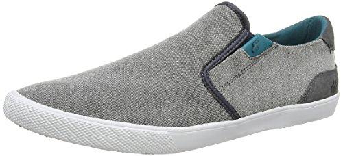 Boxfresh Herren Sanford Inc Cmbry/Sde Nvy/Dp Lke Sneakers Grau (Grey)