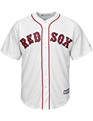 Majestic MLB Boston Red Sox coolbase Maillot Home