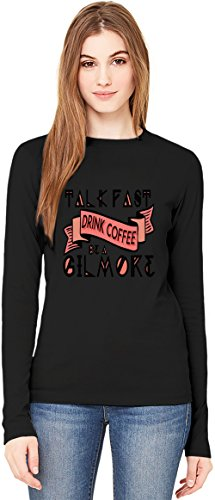 Be A Gilmore Long-Sleeve T-shirt For Women| 100% Premium Cotton| DTG Printing| Unique & Custom Robes, Skirts, Vests & Women's Fashion Clothing by Wicked Wicked