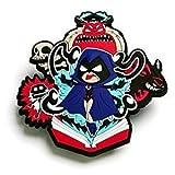 Magnete-Teen Titans Go-DC Comics-mega-mega Raven MMTG003