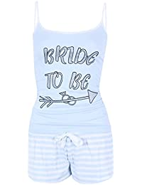 El pijama azul Bride to be PRIMARK