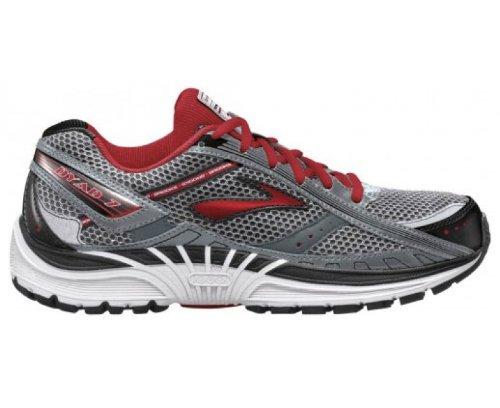 Brooks - Sneaker Dyad 7 M, Uomo grigio (Grau)