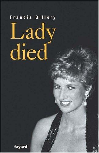 Lady died par Francis Gillery