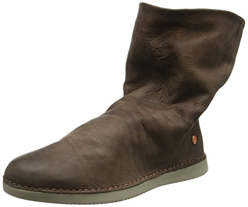 Softinos TEAL320SOF, Bottes Classiques femme Marron - Brown (Coffee)