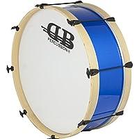 DB Percussion DB4140 - Bombo charanga 50 x 18 cm, color azul