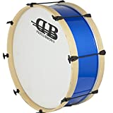 DB Percussion DB4130 - Bombo charanga 55 x 18 cm, color azul
