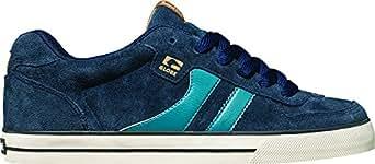 Globe Encore 2 Shoes - Navy/Teal - UK 8.5