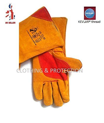 1 x di alta qualit rinforzato in kevlar saldatura guanti di sicurezza guanti da cucina - Guanti da cucina ...