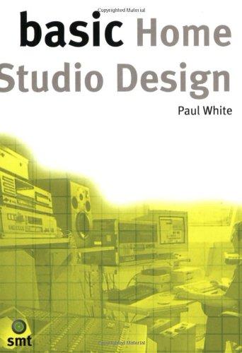 Basic Home Studio Design por Paul White