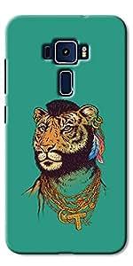 Asus Zenfone 3 ZE552KL Back Cover/Designer Back Cover For Asus Zenfone 3 ZE552KL
