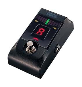 Korg Pitchblack - Chromatic Pedal Tuner for Guitar & Bass
