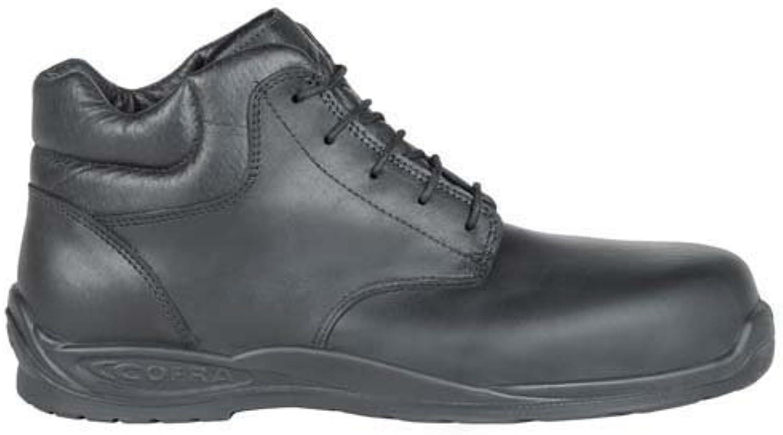 Cofra 11520 – 000.w44 zapatos,Messier, S3 SRC, tamaño 9,5, color negro