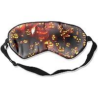 Schlafmaske Halloween Jack O Lantern Unisex Augenmaske Augenschutz preisvergleich bei billige-tabletten.eu