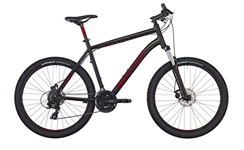 Ghost-Sona-2-26-blackredgrey-2016-Mountainbike-Hardtail-Schwarz-l-50cm